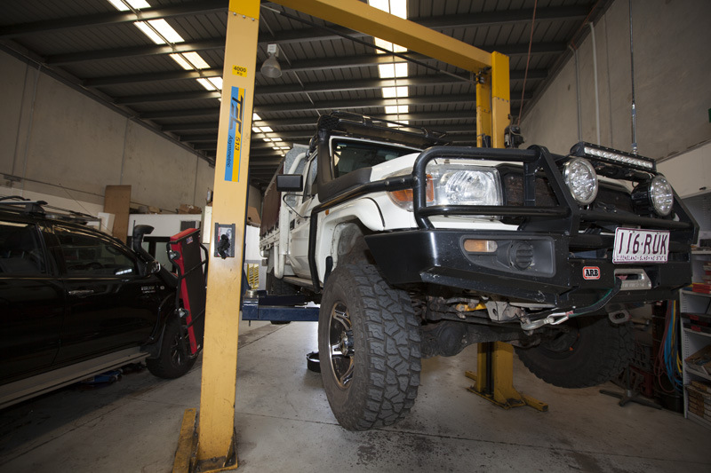 4x4 Excellence Brendale Mechanic 33