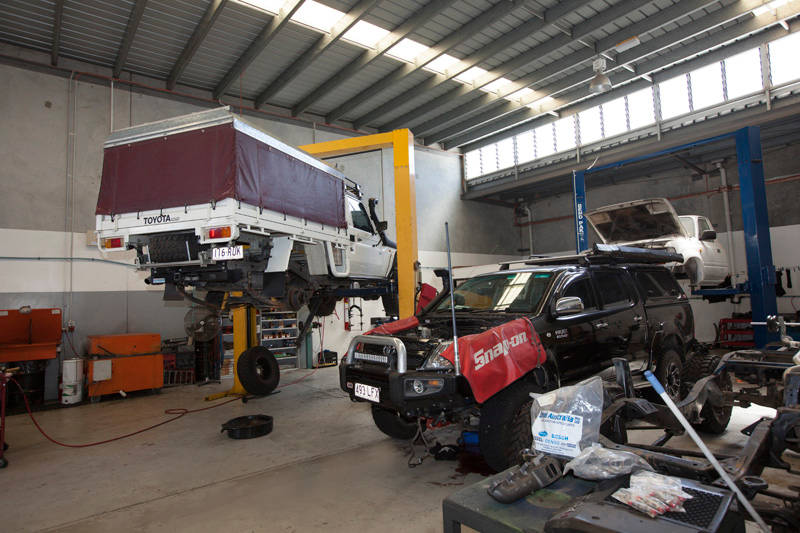 4x4 Excellence Brendale Mechanic 42